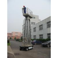 Quality 10m  Four Mast Truck Mounted Lift Platform For Continuous Aerial Working for sale