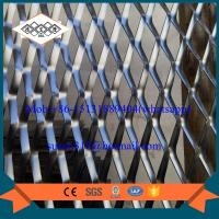 Wholesale China facade aluminum expanded metal mesh with powder coating from china suppliers