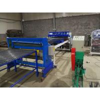 Buy cheap Fully Automatic Welded Wire Mesh Panel Production Line For Fence from wholesalers