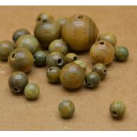 Wholesale prayer beads 6mm 8mmp 12mm 15mm 20mm palo santo beads with hole loose aroma beads from china suppliers