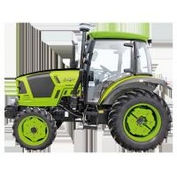 China 4WD Green 	Compact Diesel Tractor , Small Farm Tractors 18 - 40hp Power on sale