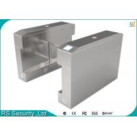 Wholesale RFID Supermarket Swing Gate Disabled Access Barrier Wide Lane Turnstile from china suppliers