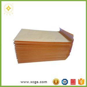 China China Cheap Wholesales Custom Gold Yellow Kraft Bubble Padded Mailer on sale
