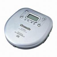 Wholesale Personal CD Player with Super Bass and 20 Programs Memory from china suppliers