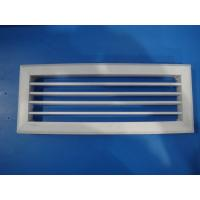 Wholesale ZS-CH-01 Narrow border aluminum return air vent grille on wall from china suppliers