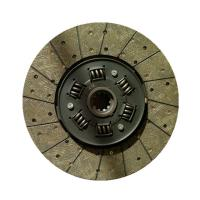 China 340 mm clutch disc /clutch plate steel material 5301-1601130 for ZIL truck for sale