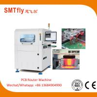 Wholesale Depaneling-PCB Routing Machine,PCB Routing Machinery,SMTfly-F03 from china suppliers
