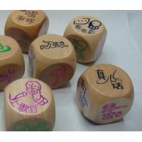 Wholesale sex dice sexy toy dice funny dice wood dice 30mm from china suppliers