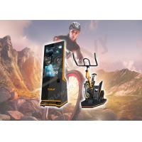 Wholesale Indoor Playgrounds VR Bike Ride , Leke X-Rider Virtual Reality Exercise Equipment from china suppliers