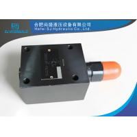 China Durable Hydraulic Pressure Relief Valve, 8-350bar Cartridge Relief Valve on sale