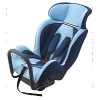 Wholesale Portable Child Safety Car Seats With Adjustable Headrest / Fabric + Sponge from china suppliers