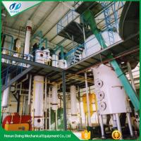 Wholesale Lasted technology sunflower oil solvent extraction plant from china suppliers