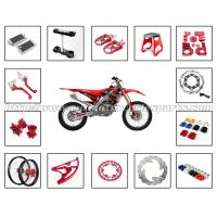 China Wholesale High Performance Aluminum Dirt Bike Racing Parts For Honda on sale