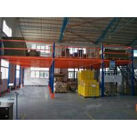 Wholesale Removable / Selective Industrial Mezzanine Floors Steel Multi-Layer for Warehouse from china suppliers