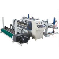 China QH-PACK 1600C Model Automatic Paper Slitter Rewinder Machine 11 Kw Power on sale