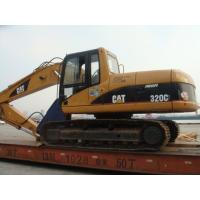 Wholesale CAT 320C Excavator Shipped to Guinea from china suppliers