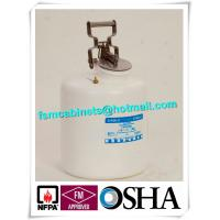 Wholesale Steel 5 Gallon Chemical Safety Cans For Flammable Liquids Storage from china suppliers