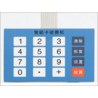 Wholesale 16 keys LED Tactile Membrane Switch from china suppliers