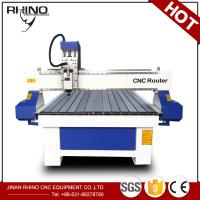 2D / 3D Woodworking CNC Router Engraving Machine With Stepper Motor Drivers