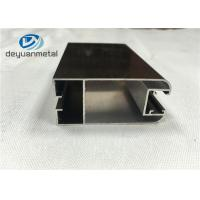 Wholesale Machinable Anodized Aluminium Extrusion Profiles ISO 9001 Anodized Aluminum Profile from china suppliers