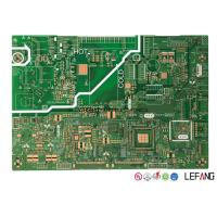 Buy cheap Remote Control Circuit Board PCB Double Layer Pcb Board Green from wholesalers
