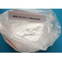 Wholesale Pharmaceutical Raw Powder WIN 55,212-2 Mesylate For Erectile Dysfunction from china suppliers