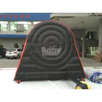 Quality Kids And Adults Giant Inflatable Golf Dart Boards / Inflatable Dart Game for sale