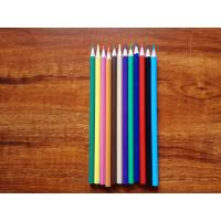 Wholesale Cheap box packing 12 pcs custom logo color pencils from china suppliers