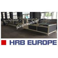 Wholesale HRB-2800 Model Folder Gluer Machine 2400*1000mm Max Feeding Size CE Approved from china suppliers