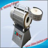 JC-110 Horizontal Jewelry Electric Portable Melting Furnace for sale