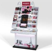 Wholesale POS Display Stands Retail Cosmetic Makeup Organizer Full Set Custom from china suppliers