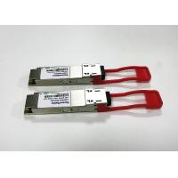 Wholesale LR4 100G QSFP28 Transceiver FOR DATA CENTER QSFP28 10KM 4CWDM ON SM from china suppliers
