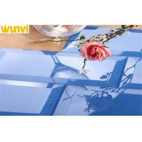 Wholesale Proffesional 1 × 2 Strip Blue Glass Brick Tiles For Interior Walls Mosaic from china suppliers