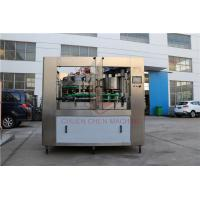 Aluminum Tin Can Filling Machine Carbonated Energy Drink Canning Filling Sealing Machine for sale