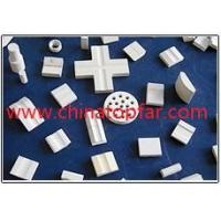 China ceramic welding backing block for sale