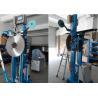Buy cheap 2200mm diamond saw blade automatic segments brazing machine HMI operate from Wholesalers
