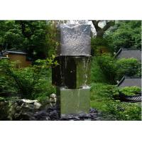 Wholesale Three Tubes Stainless Steel Water Feature Sculptures Modern Western Style from china suppliers