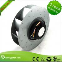 Wholesale 310mm EC Motor Centrifugal High Volume Fans Blowers Quiet Operation For Cooling from china suppliers