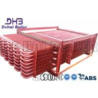 China Biomass Economiser Coil Industrial Exhaust Heat Exchange H Fin Tube Economizer for sale