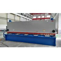 Buy cheap Electric Hydraulic Guillotine Shear Cutting Raw Material With Numeric - Control System from Wholesalers