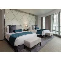 Buy cheap Modern Design Fashion Hotel furniture For Bedroom Complete Set Of Furniture from wholesalers