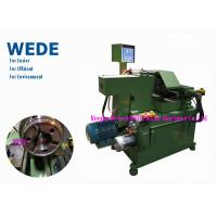 Wholesale CPU Controlled Hydraulic Lathe Machine, Ceiling Fan Rotor / Cover Commutator Turning Machine With Multi Cutters from china suppliers