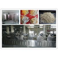 Wholesale CE ISO Certificated Fresh Noodle Production Line making 2-20t per 8hour noodle from china suppliers