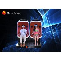 Quality Theme Park 9D Action Cinema Movie Theater System With Electric Control System for sale