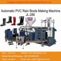Wholesale Kingstone Machinery PVC TPR Rain Boots Injection Moulding Machine from china suppliers