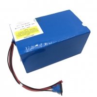 Wholesale High Capacity Rechargeable 1865 48v 40ah Lithium Battery from china suppliers