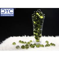 Buy cheap CYC High Silica Glass Marbles For Manufacuring High Silica Glass Fiber from wholesalers
