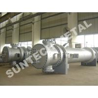 516 Gr.70 Double Tube Sheet Heat Exchanger for Anticorrosion