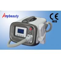 Wholesale Portable Laser Tattoo Removal Machine / Black Nevus , Age Pigment Removel Equipment from china suppliers