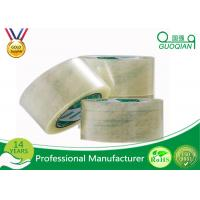 Wholesale Bopp Self Adhesive Crystal Clear Tape 24mm Wide Packing Tape 35-65 mic from china suppliers